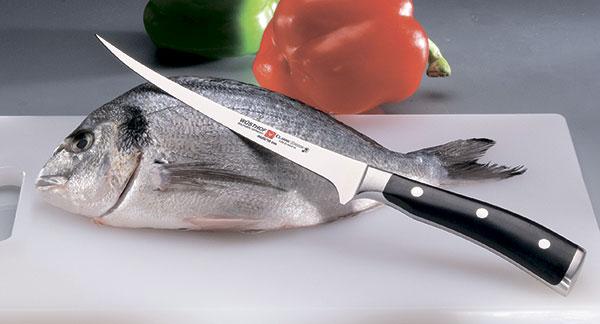 Филейные ножи для рыбы своими руками